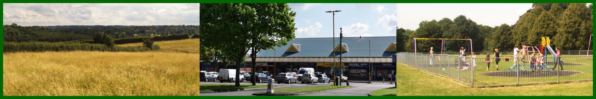The Grovehill Community Website