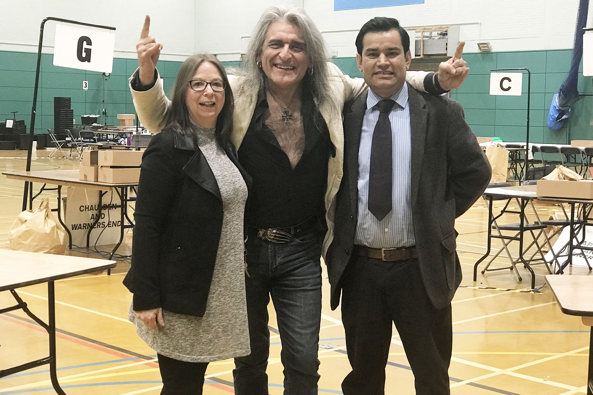 Election 2019 Conservative win for Grovehill